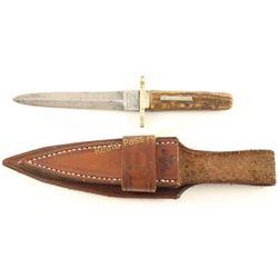 Vintage Knife F Ward & Co. Cutlery