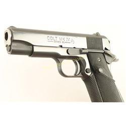 Colt Combat Commander .45 ACP SN: FC15697