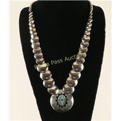 Zuni Shadow Box Necklace
