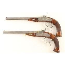 *Mueller Gyorott Dueling Pistols