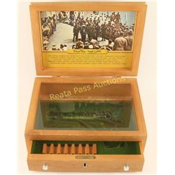 Colt WWII Commemorative Display Case