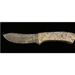 Custom Made Skinner Knife
