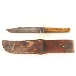 Vintage Knife Alfred Williams