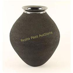 Mata Ortiz Blackware Bowl