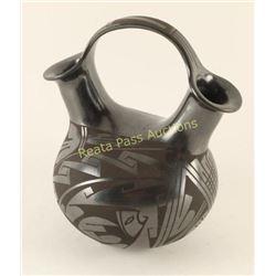 Mata Ortiz Wedding Vase