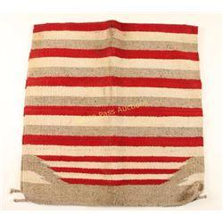 Striped Navajo Saddle Blanket