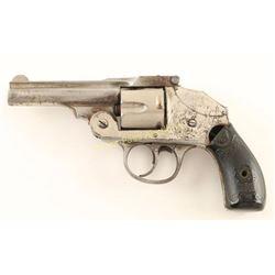 Iver Johnson Safety Hammerless .38 Cal