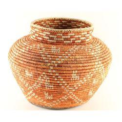 Large Ethnic Basket