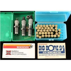 76 Rounds of .375 Win Ammunition