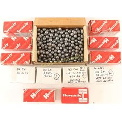 Lot of Ball Ammo