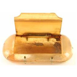 Horn Snuff Box