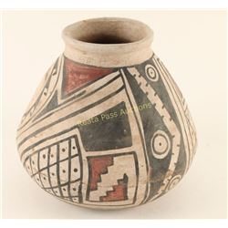 Santo Domingo Polychrome Pot