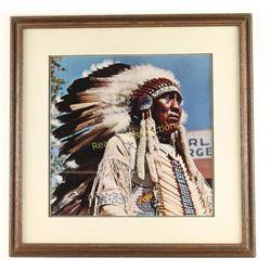 Photo of Native American