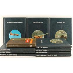 Lot of Aviation Books