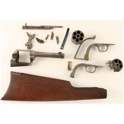 Boxed Lot of Gun Parts