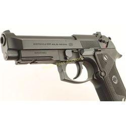 Beretta 92FS Vertec 9mm SN: BER393882