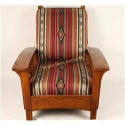 Mission Style Reclining Chair