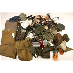Large Lot of US Military Accessories