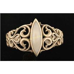 Sterling Scrollwork Bracelet