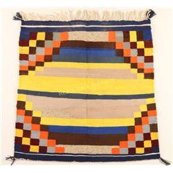 Sunday Saddle Blanket