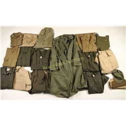 Large Lot of US Army, USMC Uniforms