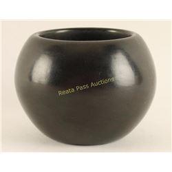 Small Blackware Pot