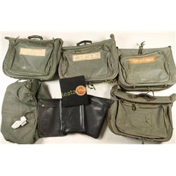 Large Lot of US Military Bags