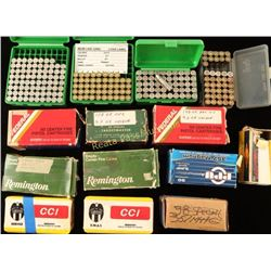 Large Lot of .357 Mag & .38 Special Ammo