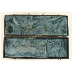 Antique Case for Navy Pistol
