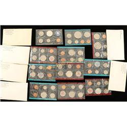 Lot of 6 Mint Sets