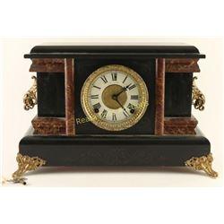 Antique Sessions Mantle Clock