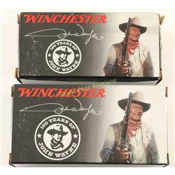John Wayne 100 Years Collector Ammo