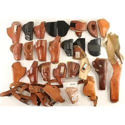 Large Lot of Concealment Holsters