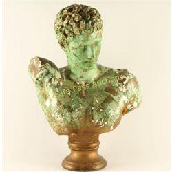 Grecian Plaster Figure