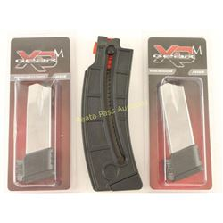 2 Springfield .40 cal XD Compact Magazines