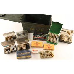 Misc Lot of Handgun Ammo