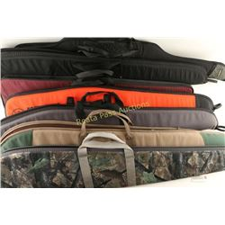Nice Assortment of Soft Rifle Cases