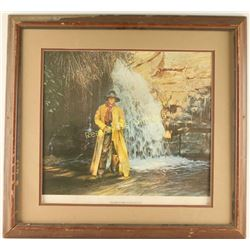 Coors Collectors Print by Gordon Snidow