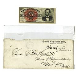 United States Fractional Currency, 1863 Lincoln Series