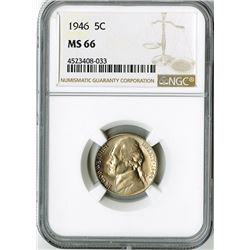 United States: 1946 Nickel,