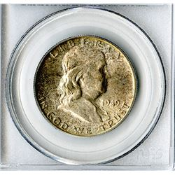 U.S. 50 cents, 1949, PCGS MS 65 FBL