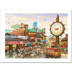 Fisherman's Wharf by Chen, Alexander