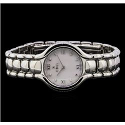 Ebel Stainless Steel Beluga Ladies Watch