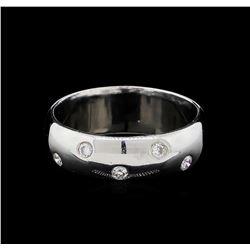 0.24 ctw Diamond Ring - Platinum