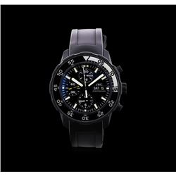 IWC Stainless Steel Galapagos Limited Edition Aquatimer Watch