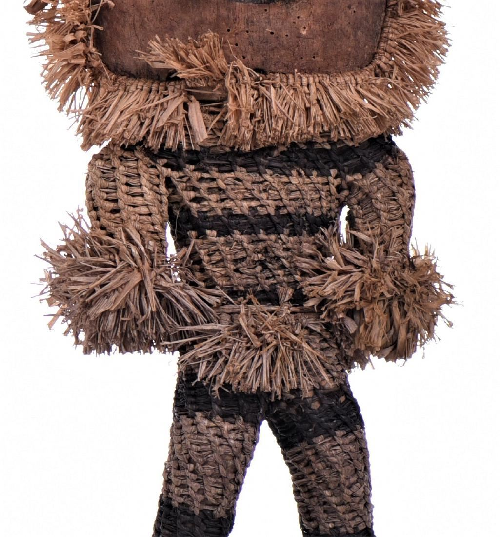 African Pende Munganji Spirit Dancer Doll Mad
