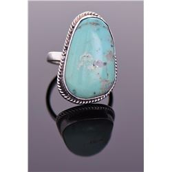 Chimney Butte, South West Blue Turquoise Ster