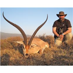 Masailand Plains Game Hunt