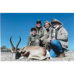 7-Day plains game hunt for one hunter and one non-hunter in Botswana