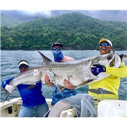 Big-game fishing trip for 2 anglers at Tropic Star Lodge, Panama (3 days, 4 nights)